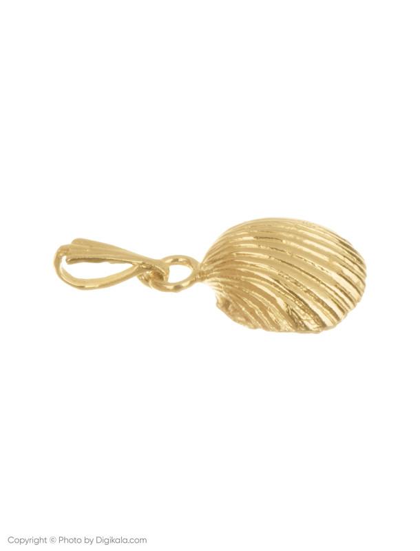آویز گردنبند طلا 18 عیار زنانه میو گلد مدل N224