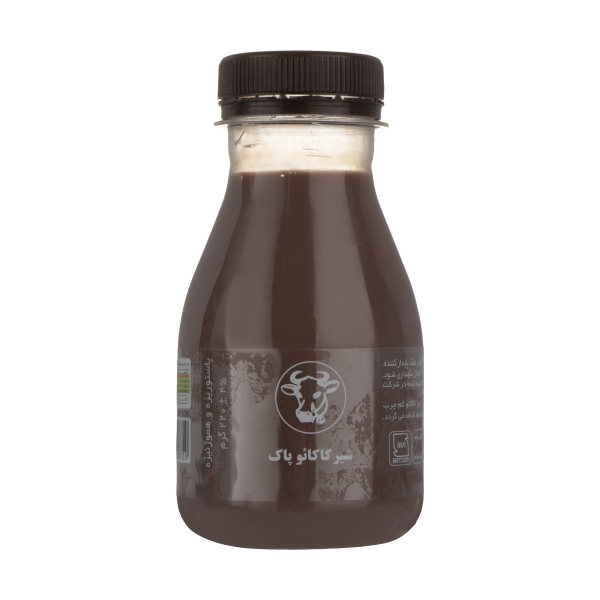 شیر کاکائو پر چرب پاک حجم 220 گرم