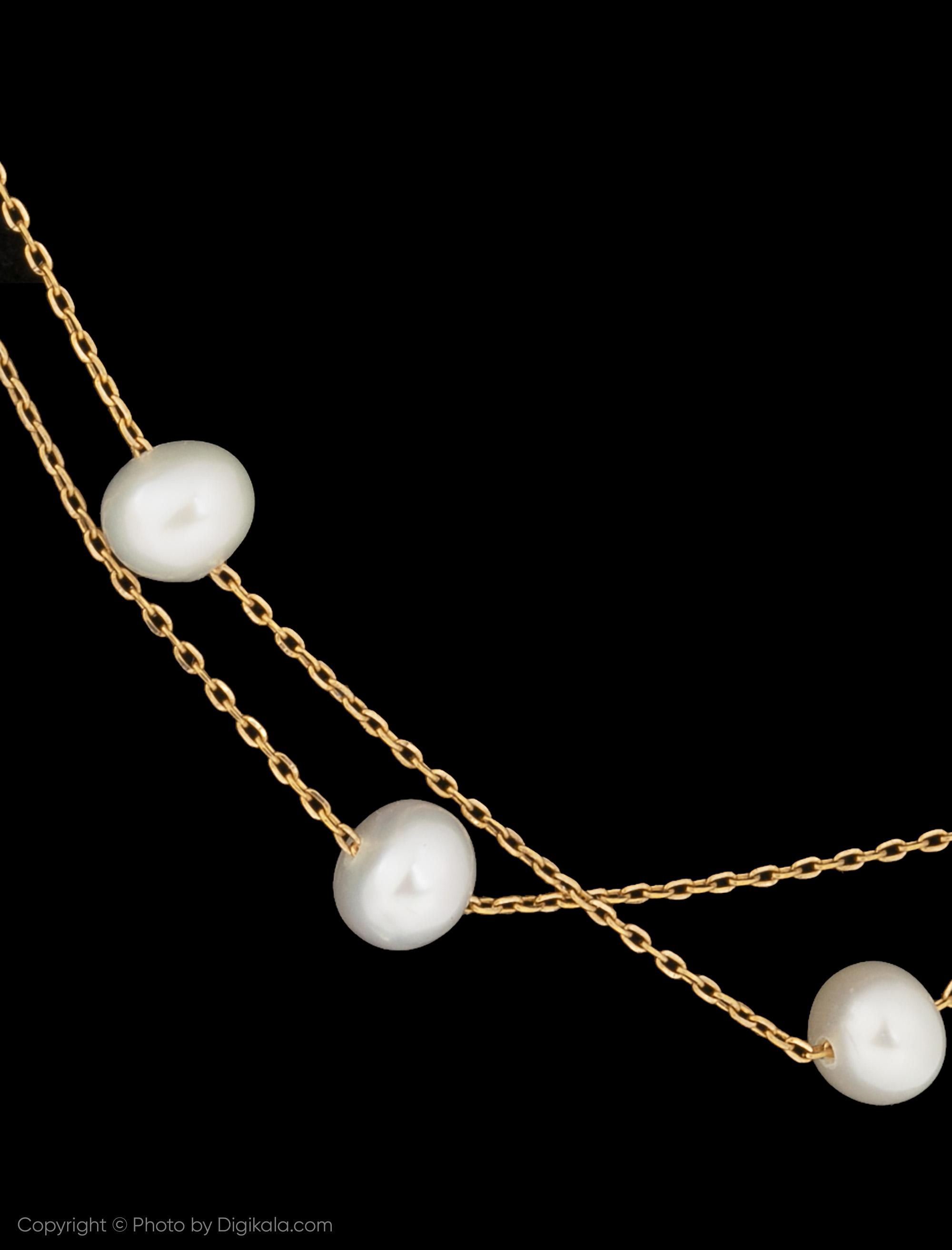 گردنبند طلا 18 عیار زنانه نیوانی مدل GA150