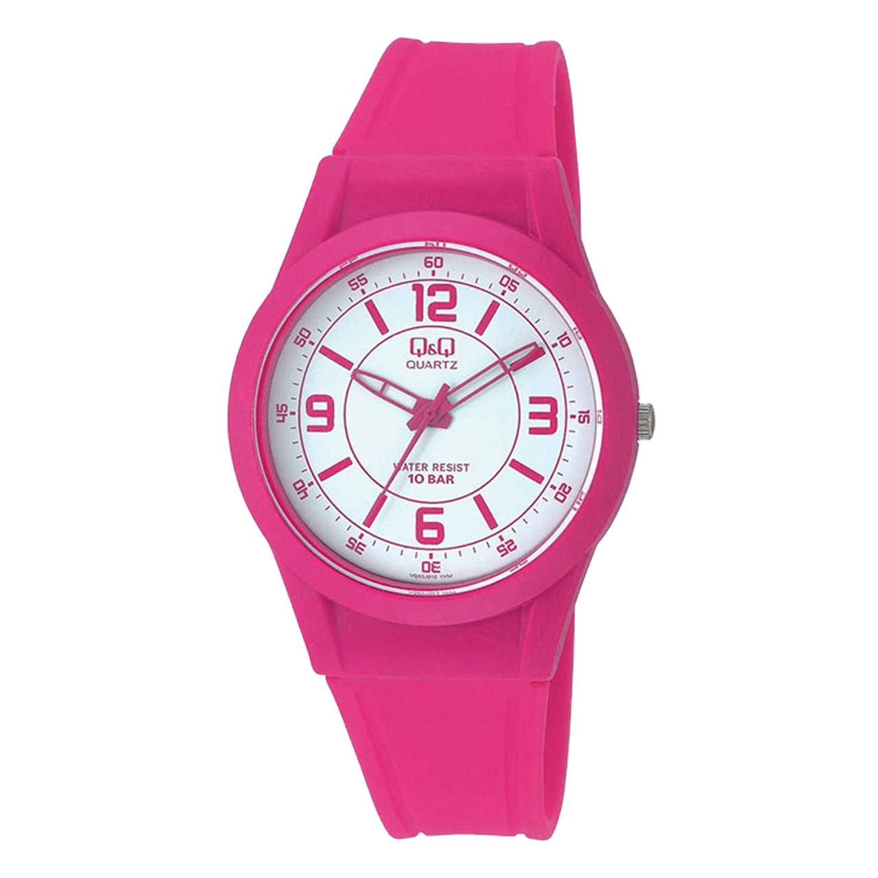 ساعت مچی عقربه ای کیو اند کیو مدل vq50j015y              خرید (⭐️⭐️⭐️)