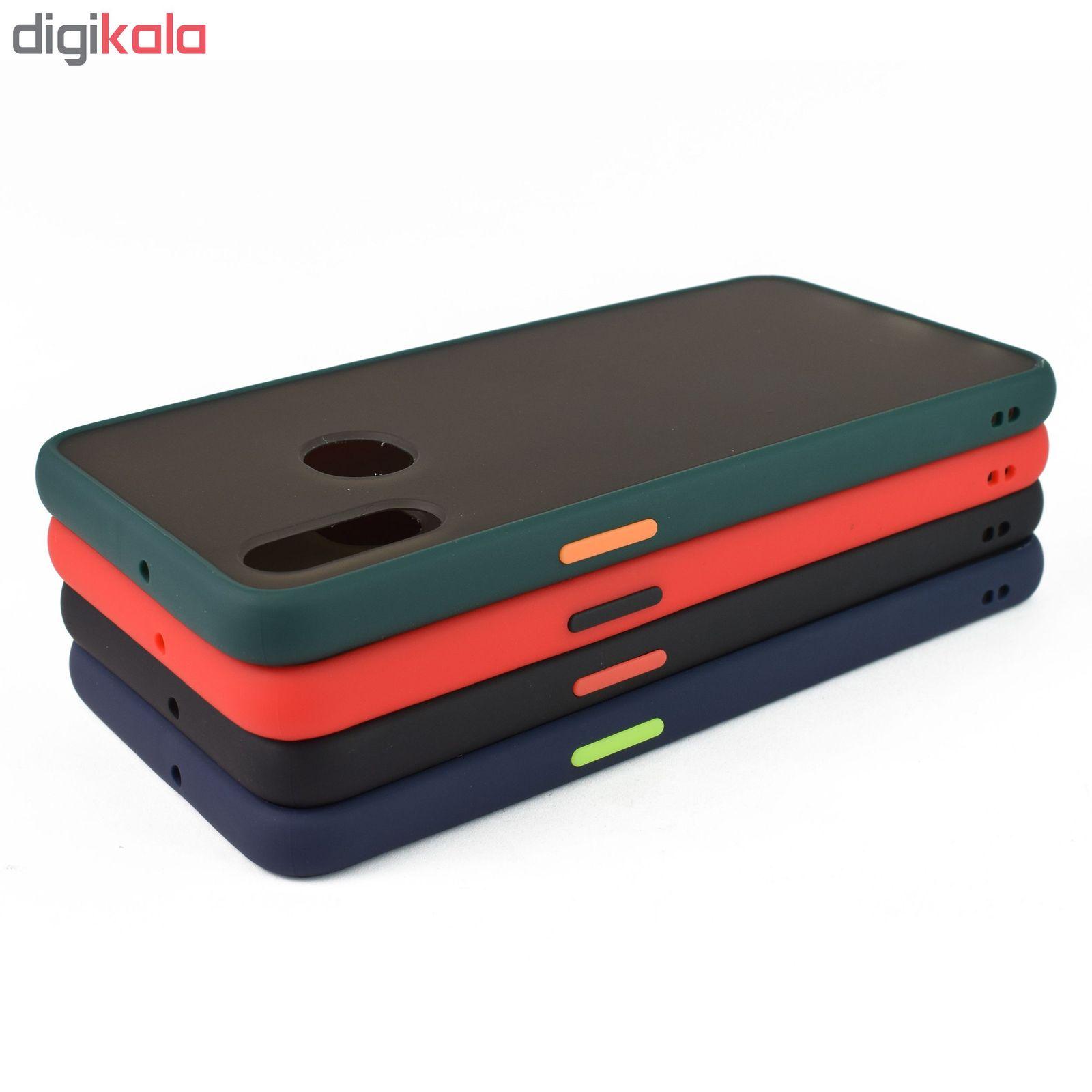 کاور مدل Slico01 مناسب برای گوشی موبایل سامسونگ Galaxy A10S main 1 2