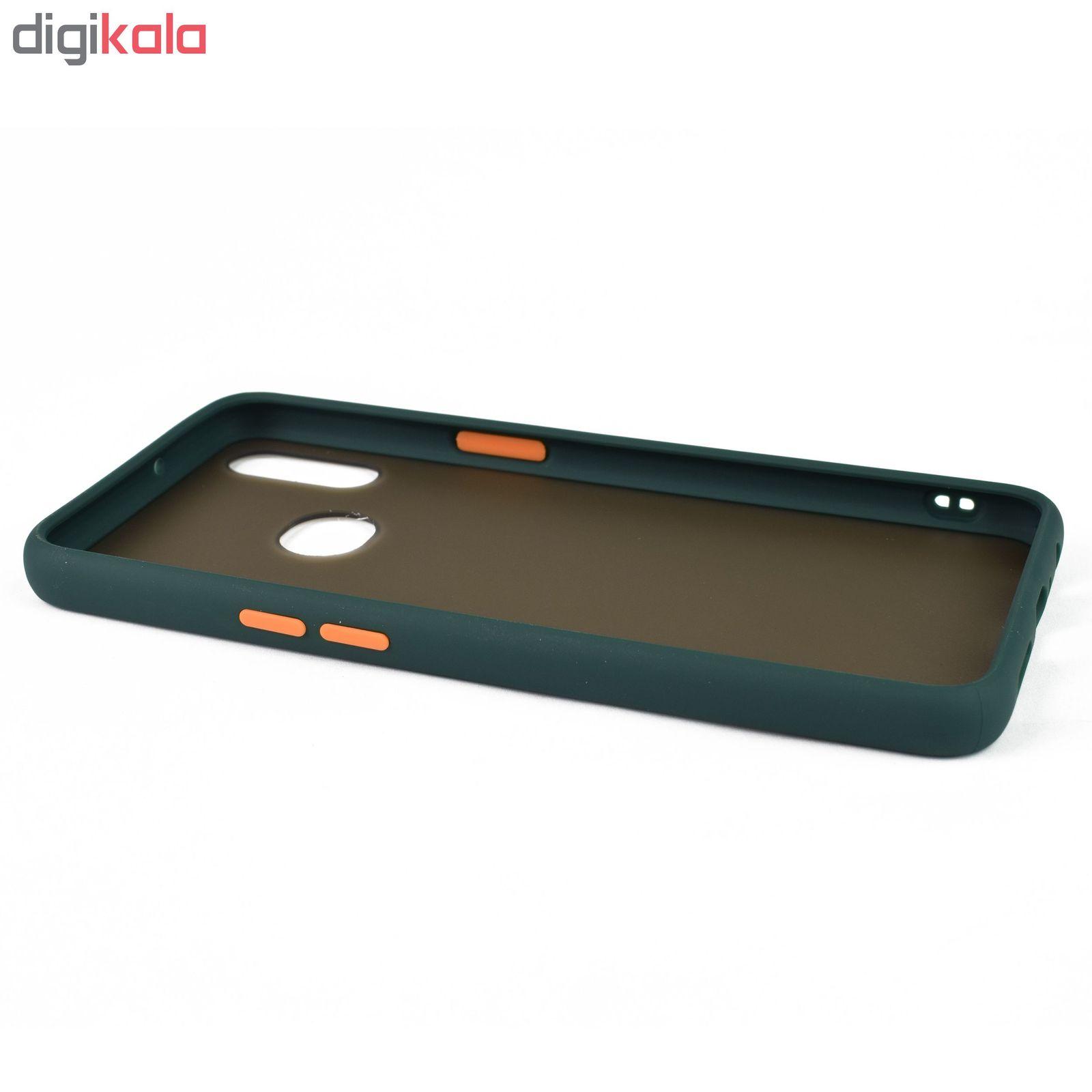 کاور مدل Slico01 مناسب برای گوشی موبایل سامسونگ Galaxy A10S main 1 6