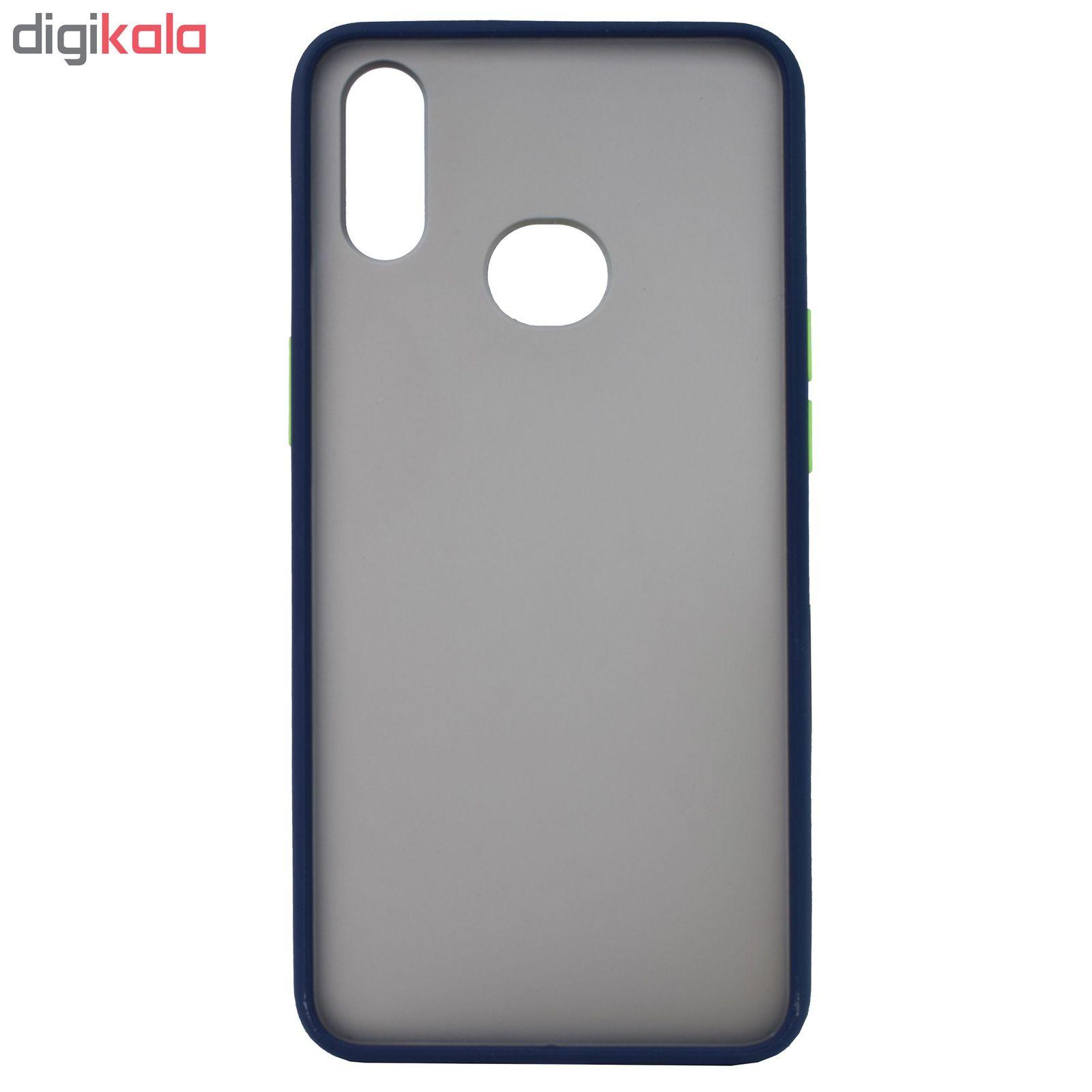 کاور مدل Slico01 مناسب برای گوشی موبایل سامسونگ Galaxy A10S main 1 9