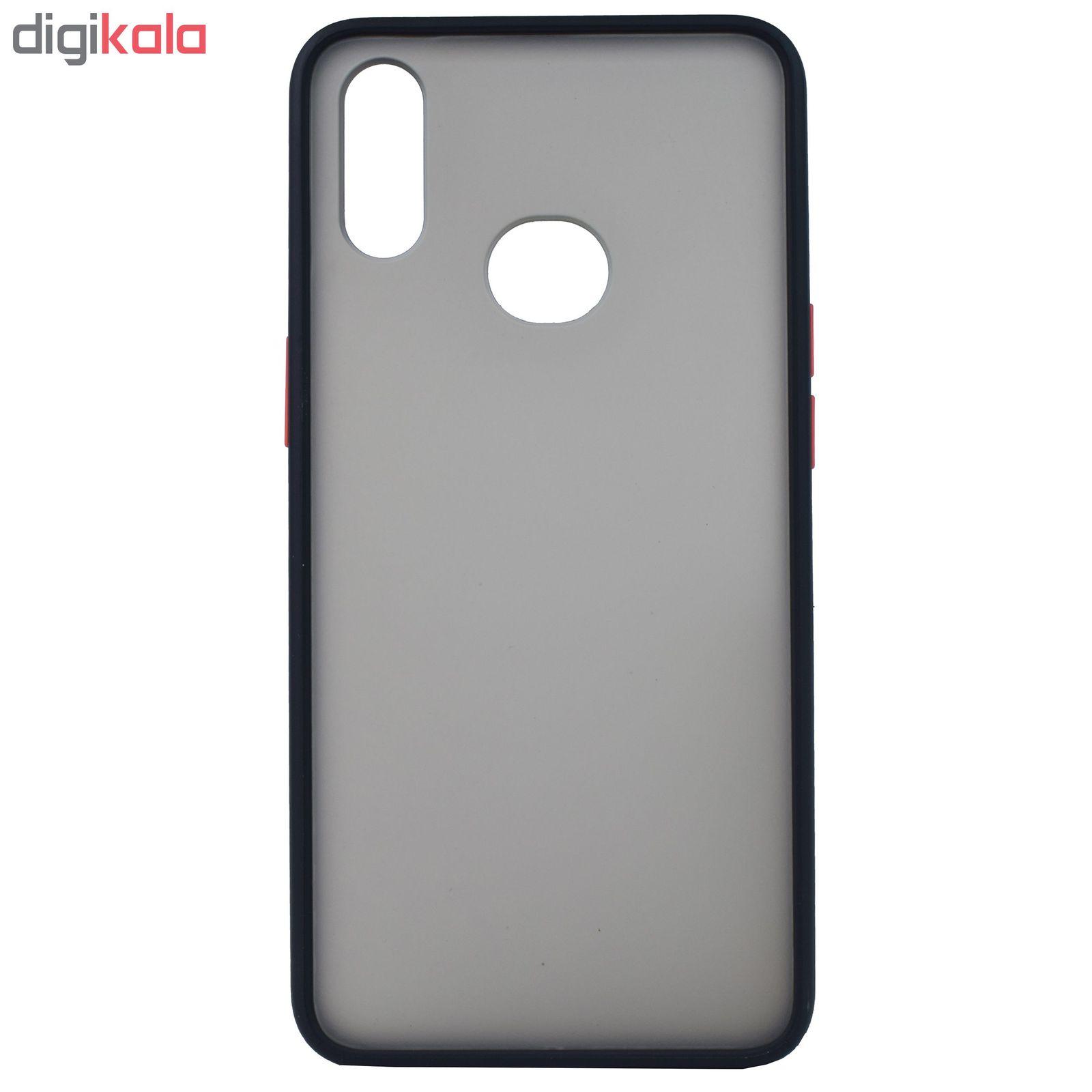کاور مدل Slico01 مناسب برای گوشی موبایل سامسونگ Galaxy A10S main 1 10