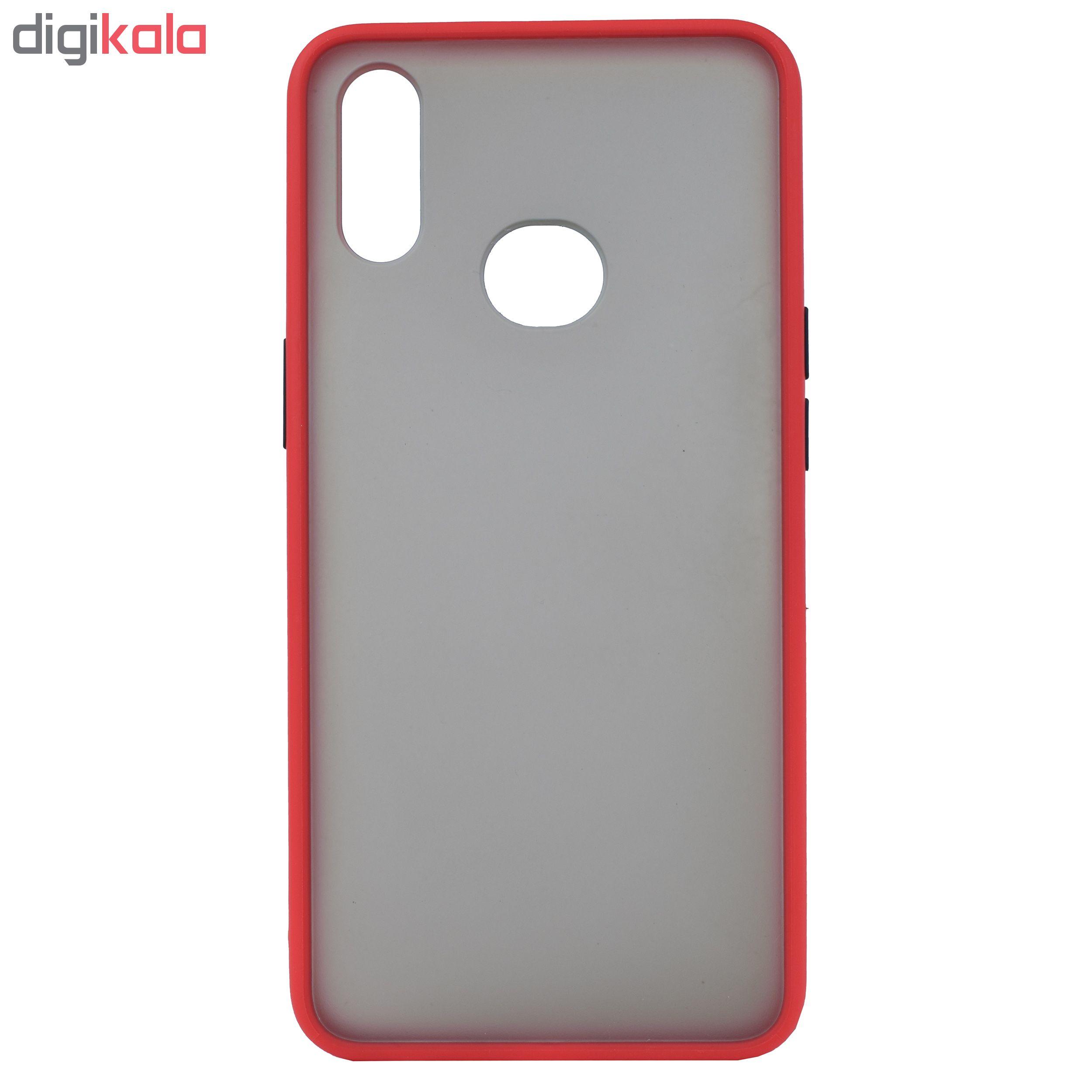 کاور مدل Slico01 مناسب برای گوشی موبایل سامسونگ Galaxy A10S main 1 11