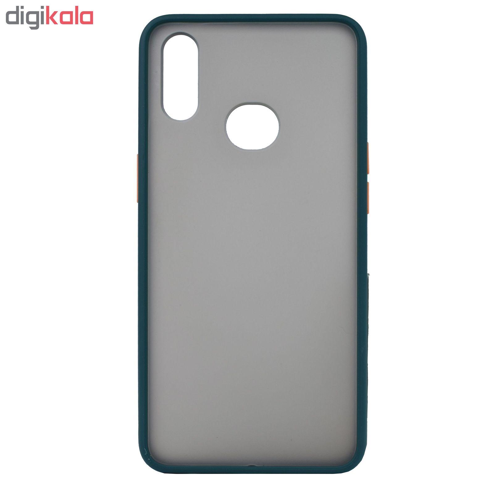 کاور مدل Slico01 مناسب برای گوشی موبایل سامسونگ Galaxy A10S main 1 12