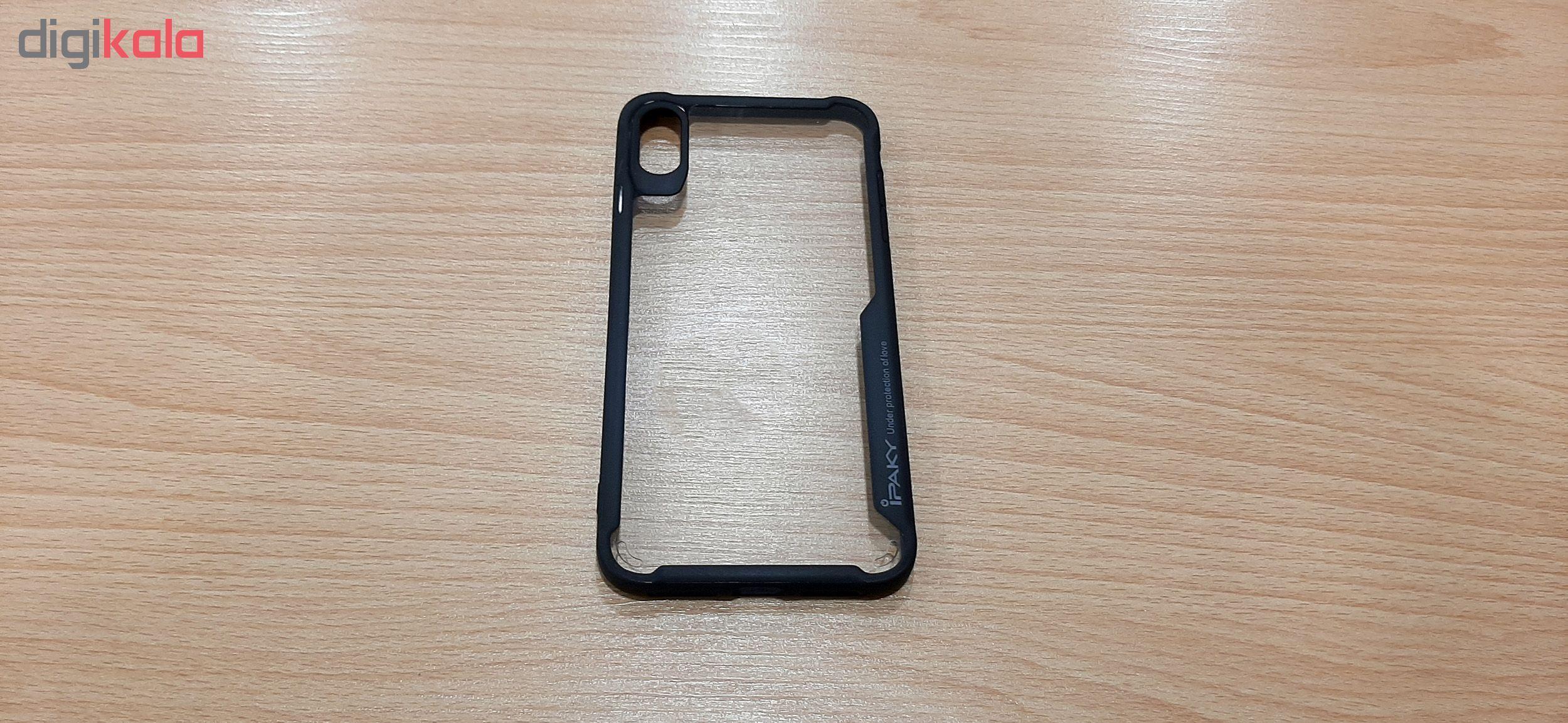 کاور آیپکی مدل IP-34 مناسب برای گوشی موبایل اپل Iphone XS Max  main 1 2