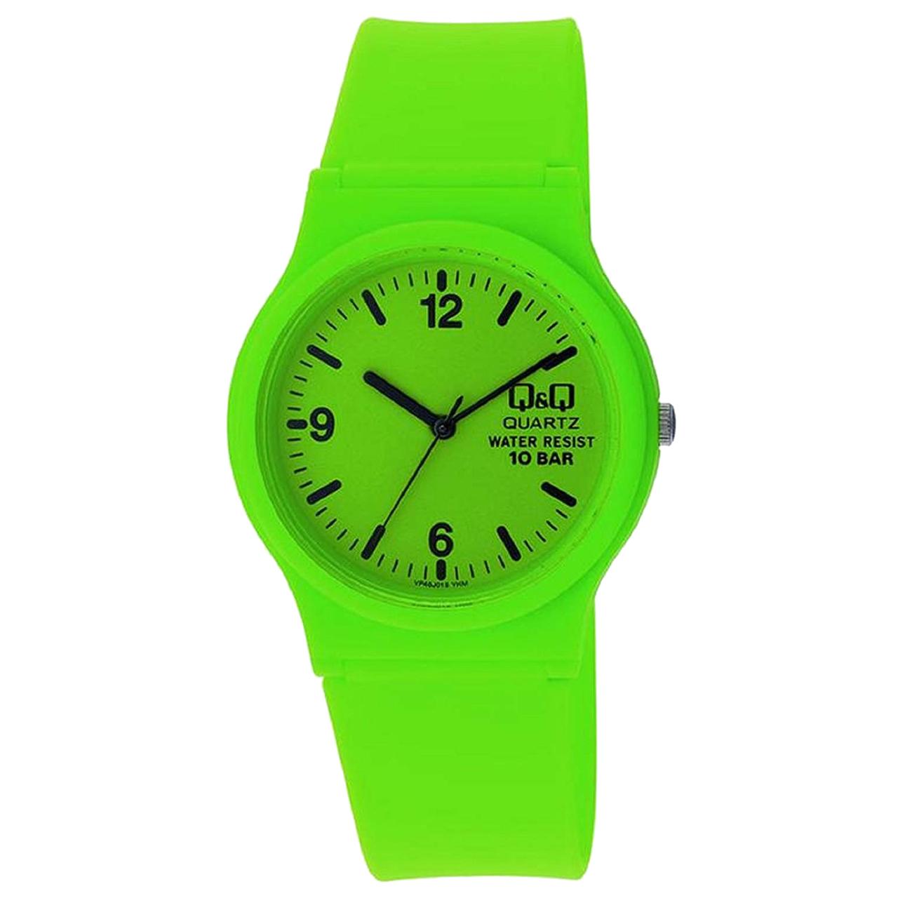 ساعت مچی عقربه ای  کیو اند کیو کد vp46j018y              خرید (⭐️⭐️⭐️)