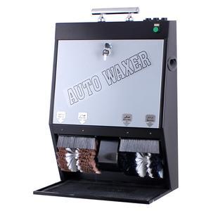 دستگاه واکس زن برقی کفش آذین صنعت مدل Autowaxer 120808