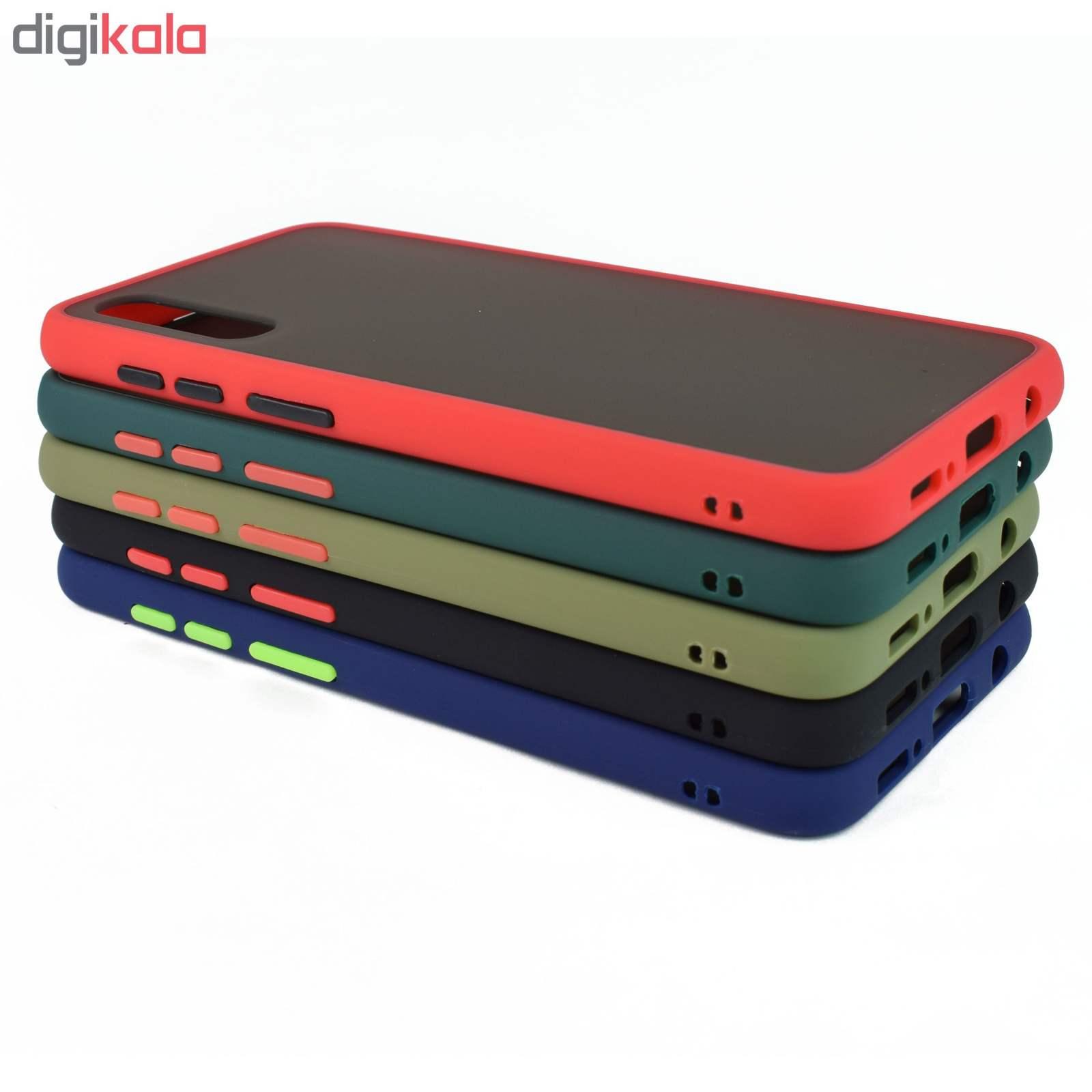 کاور مدل Slico01 مناسب برای گوشی موبایل سامسونگ Galaxy A50 main 1 1