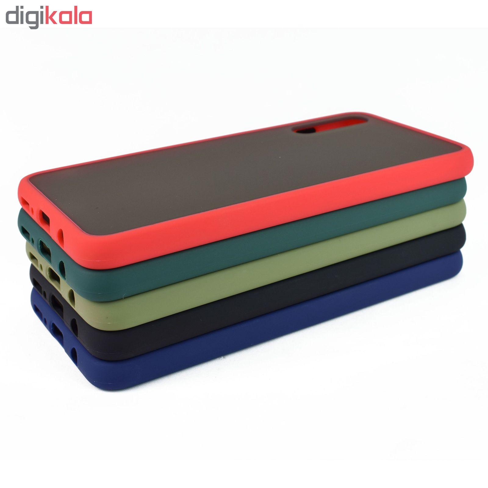 کاور مدل Slico01 مناسب برای گوشی موبایل سامسونگ Galaxy A50 main 1 2