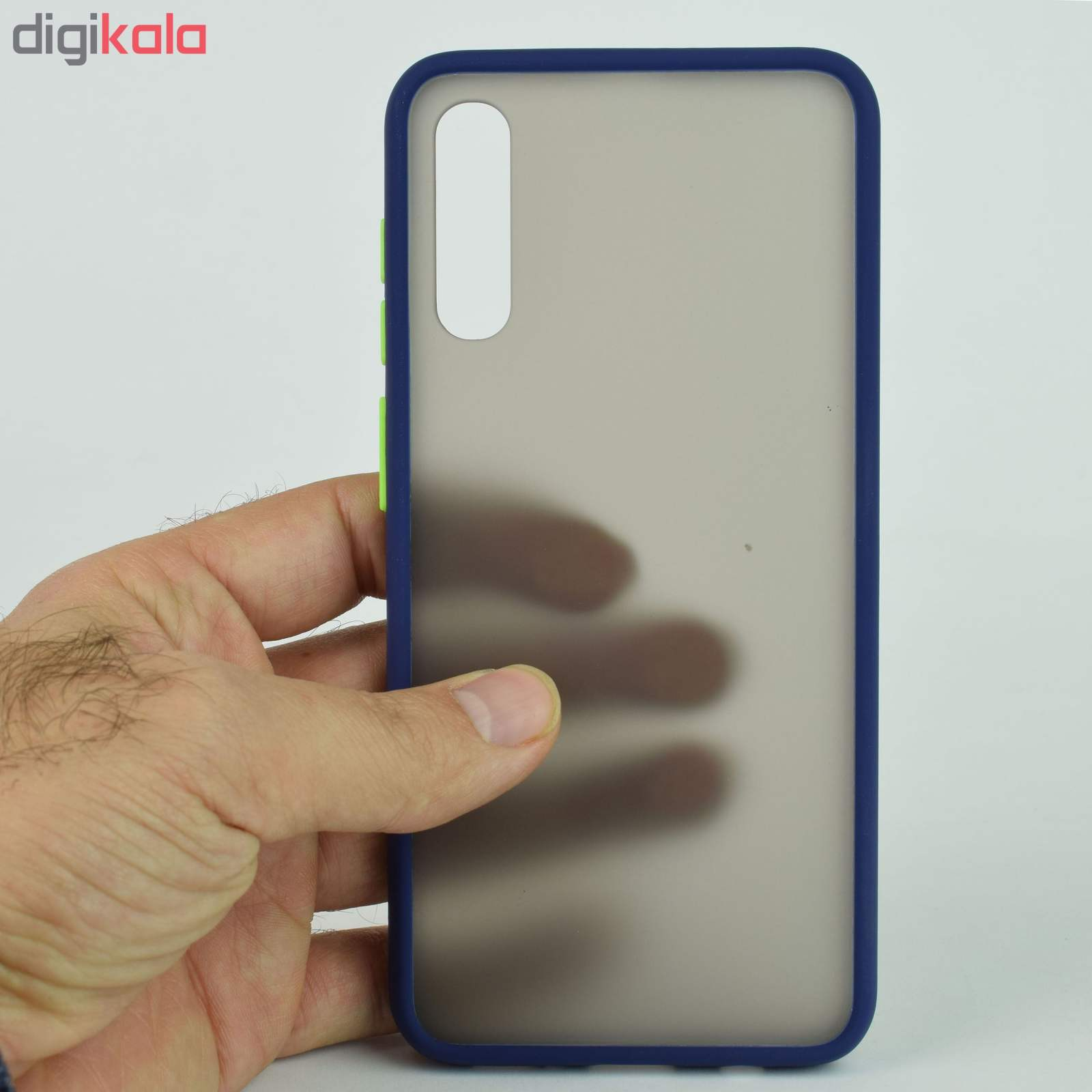کاور مدل Slico01 مناسب برای گوشی موبایل سامسونگ Galaxy A50 main 1 3