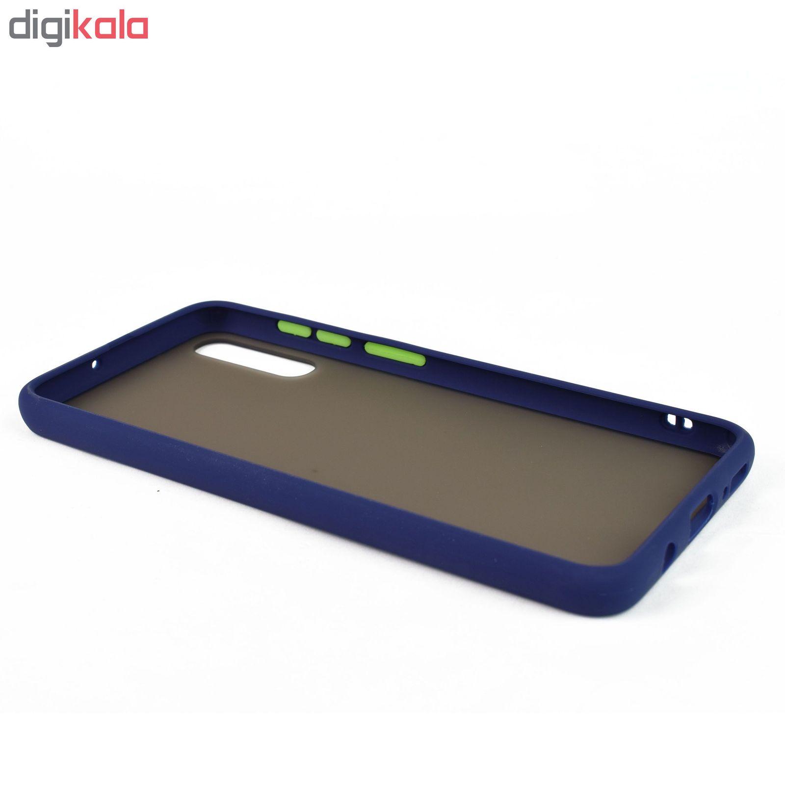 کاور مدل Slico01 مناسب برای گوشی موبایل سامسونگ Galaxy A50 main 1 5
