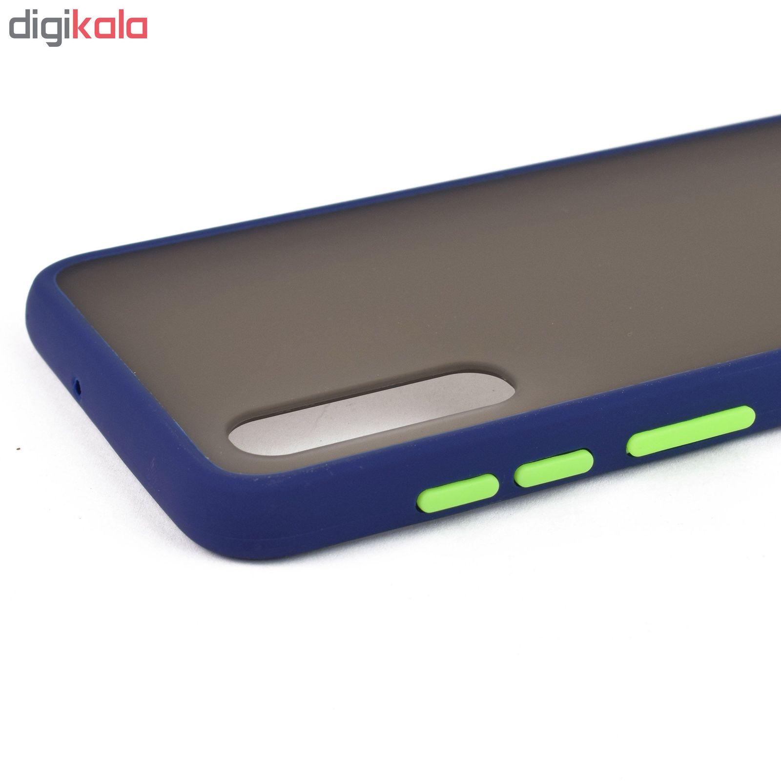 کاور مدل Slico01 مناسب برای گوشی موبایل سامسونگ Galaxy A50 main 1 6