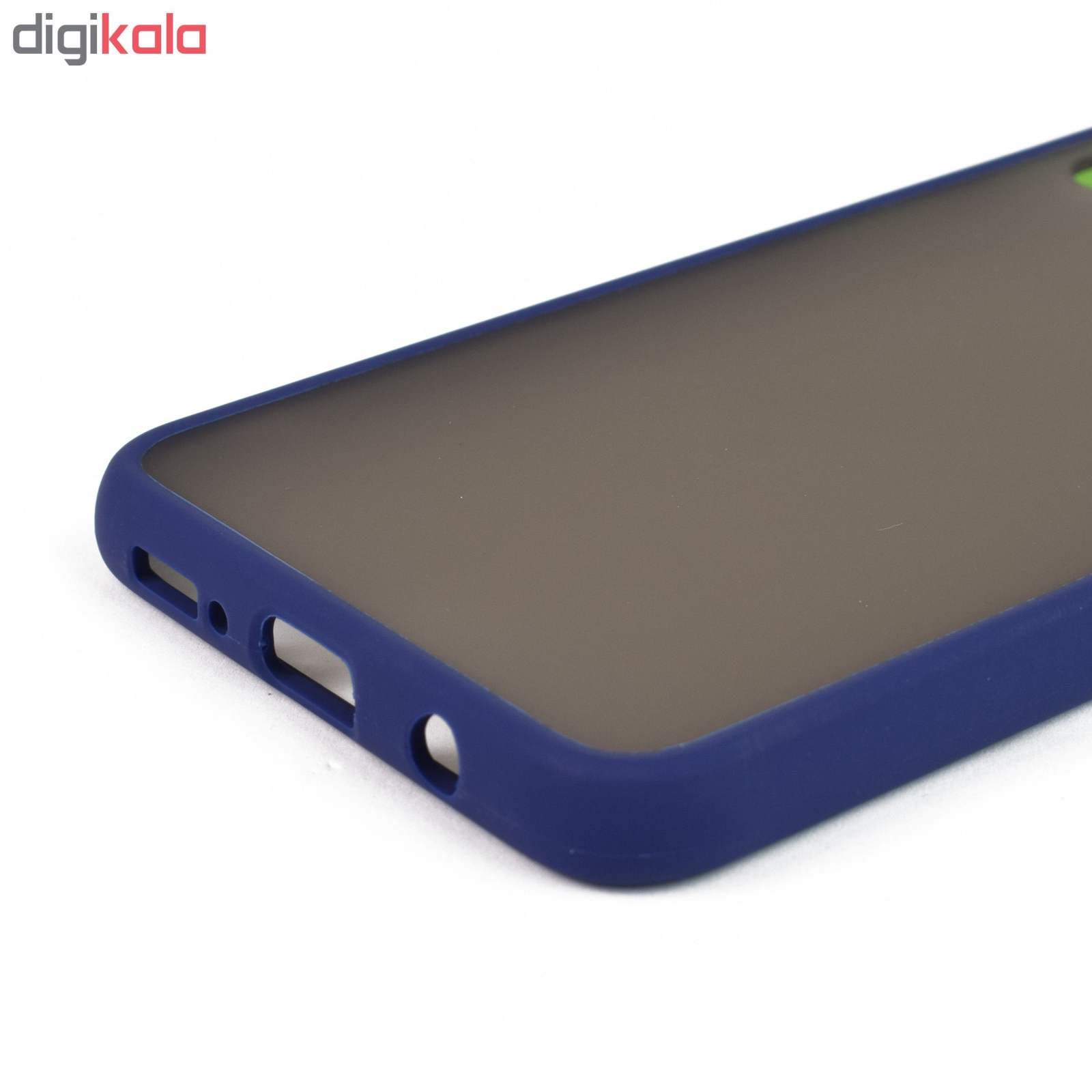 کاور مدل Slico01 مناسب برای گوشی موبایل سامسونگ Galaxy A50 main 1 7