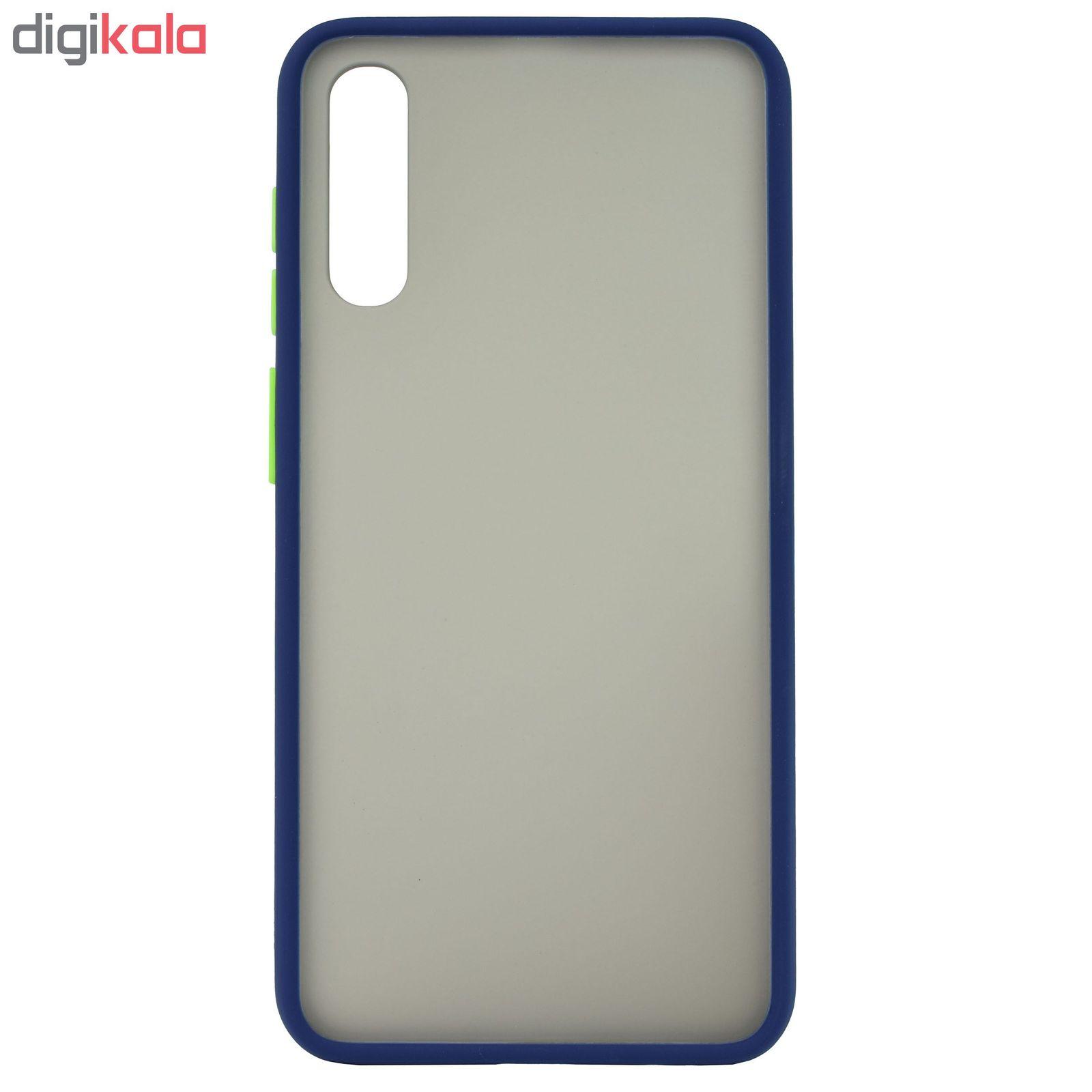 کاور مدل Slico01 مناسب برای گوشی موبایل سامسونگ Galaxy A50 main 1 8
