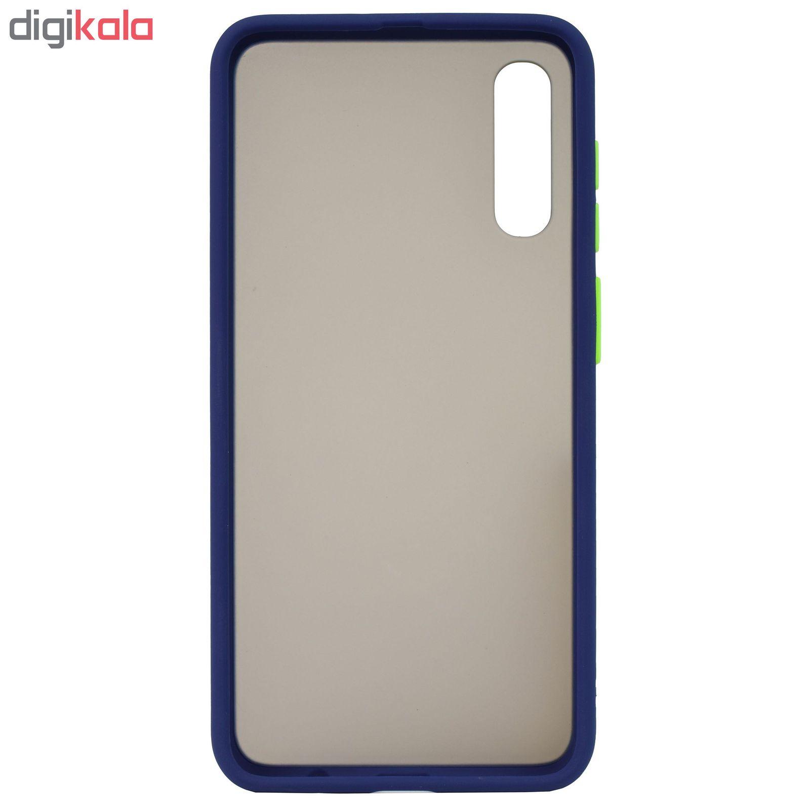 کاور مدل Slico01 مناسب برای گوشی موبایل سامسونگ Galaxy A50 main 1 9