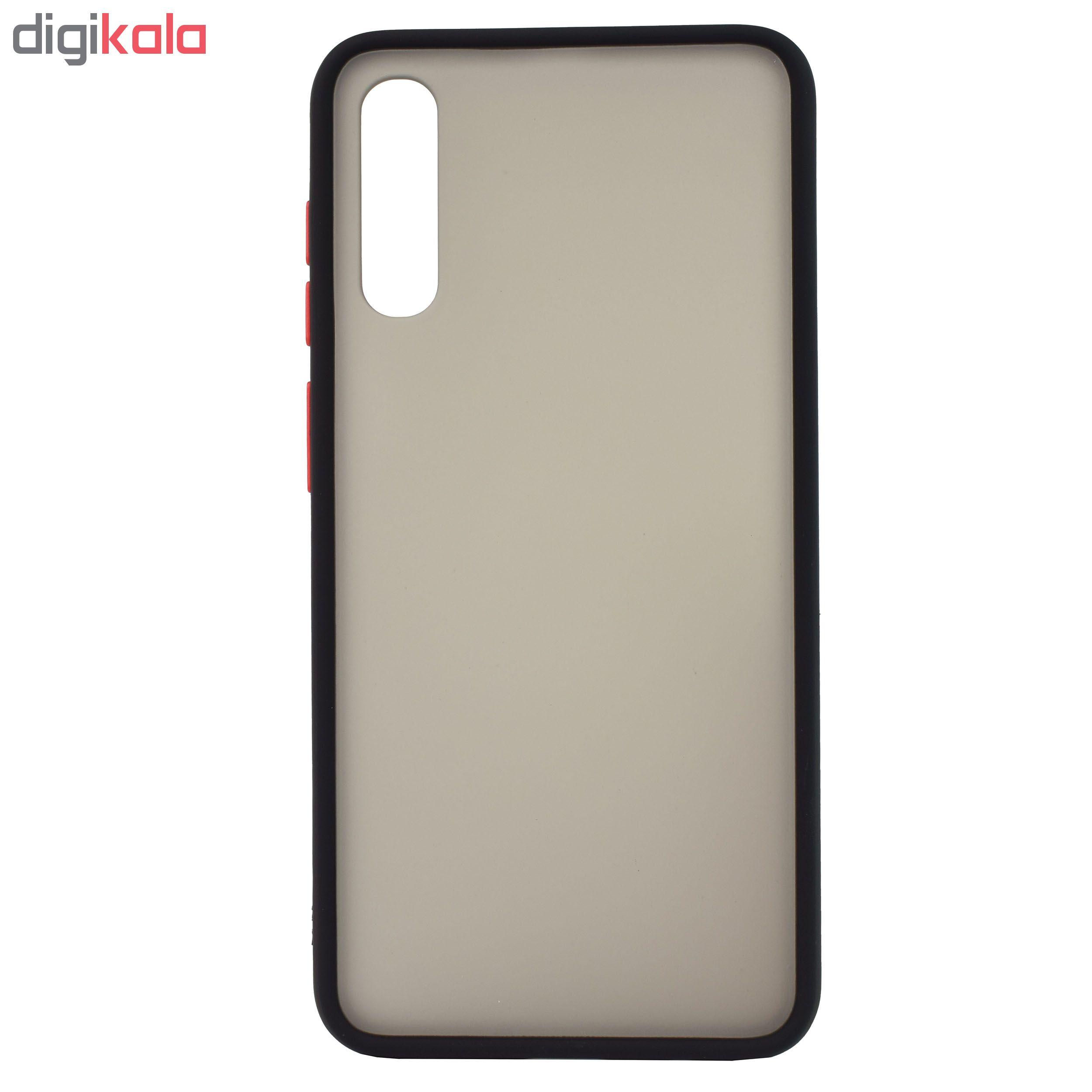کاور مدل Slico01 مناسب برای گوشی موبایل سامسونگ Galaxy A50 main 1 10