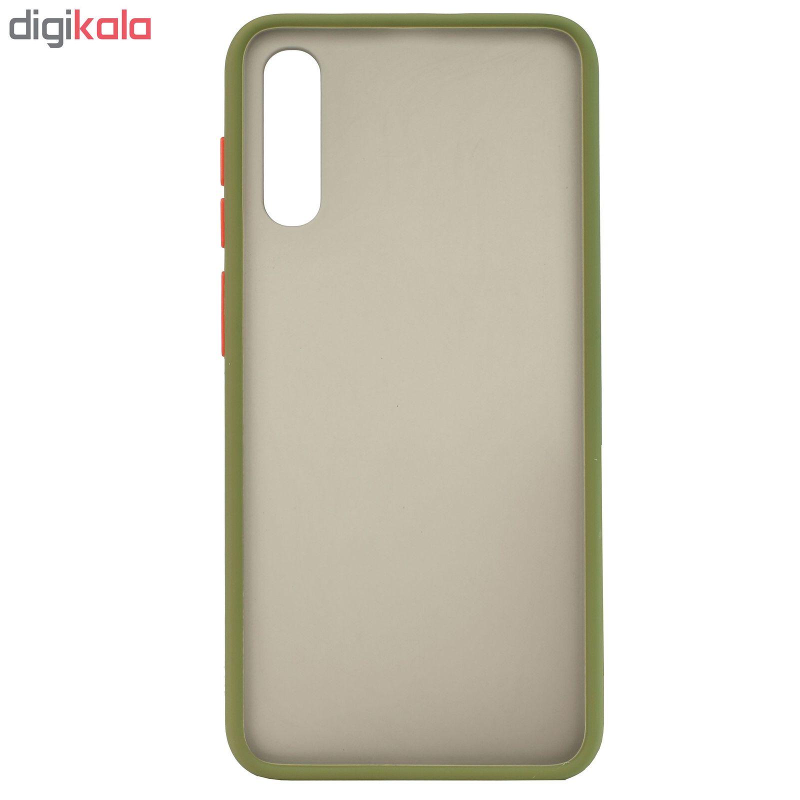 کاور مدل Slico01 مناسب برای گوشی موبایل سامسونگ Galaxy A50 main 1 11