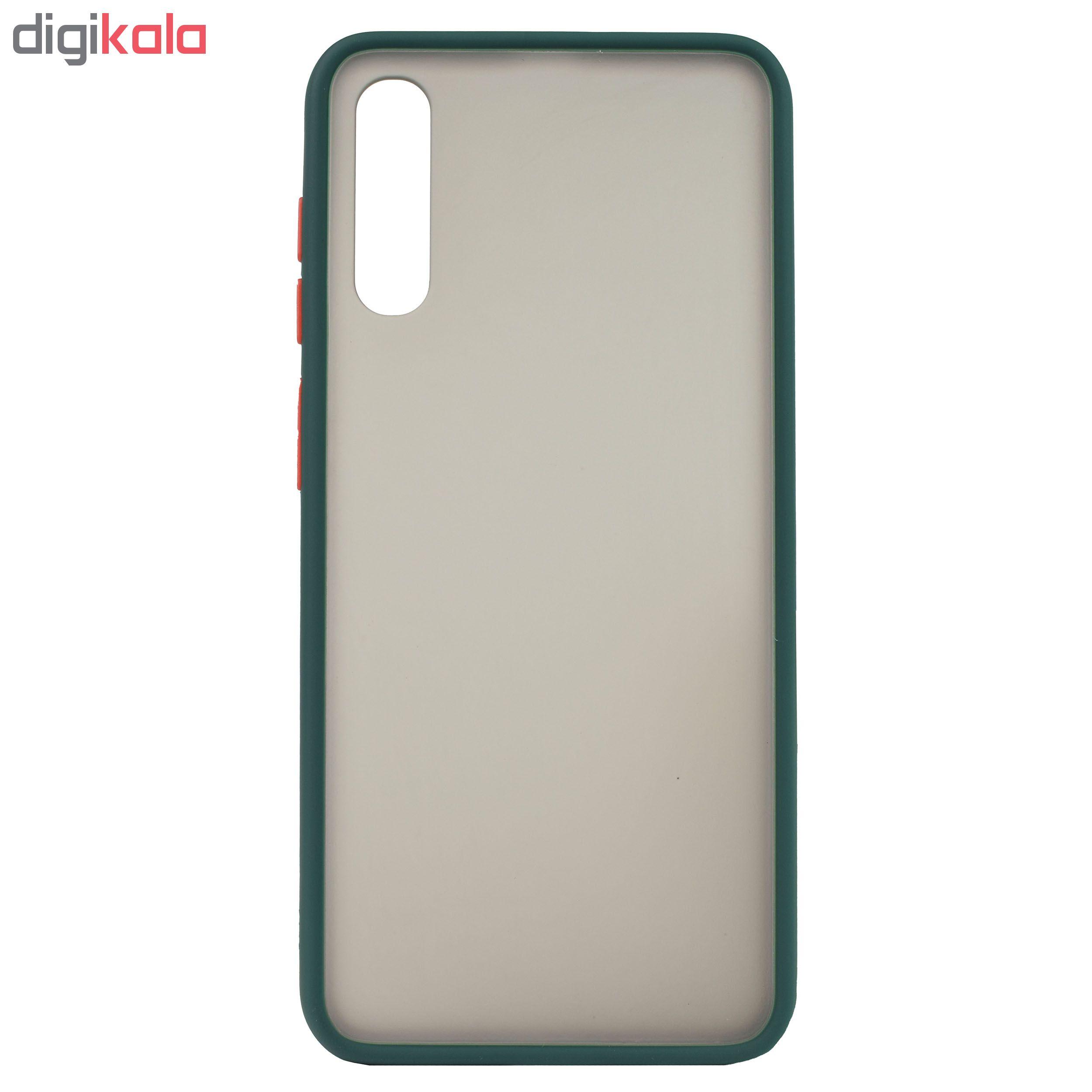 کاور مدل Slico01 مناسب برای گوشی موبایل سامسونگ Galaxy A50 main 1 12