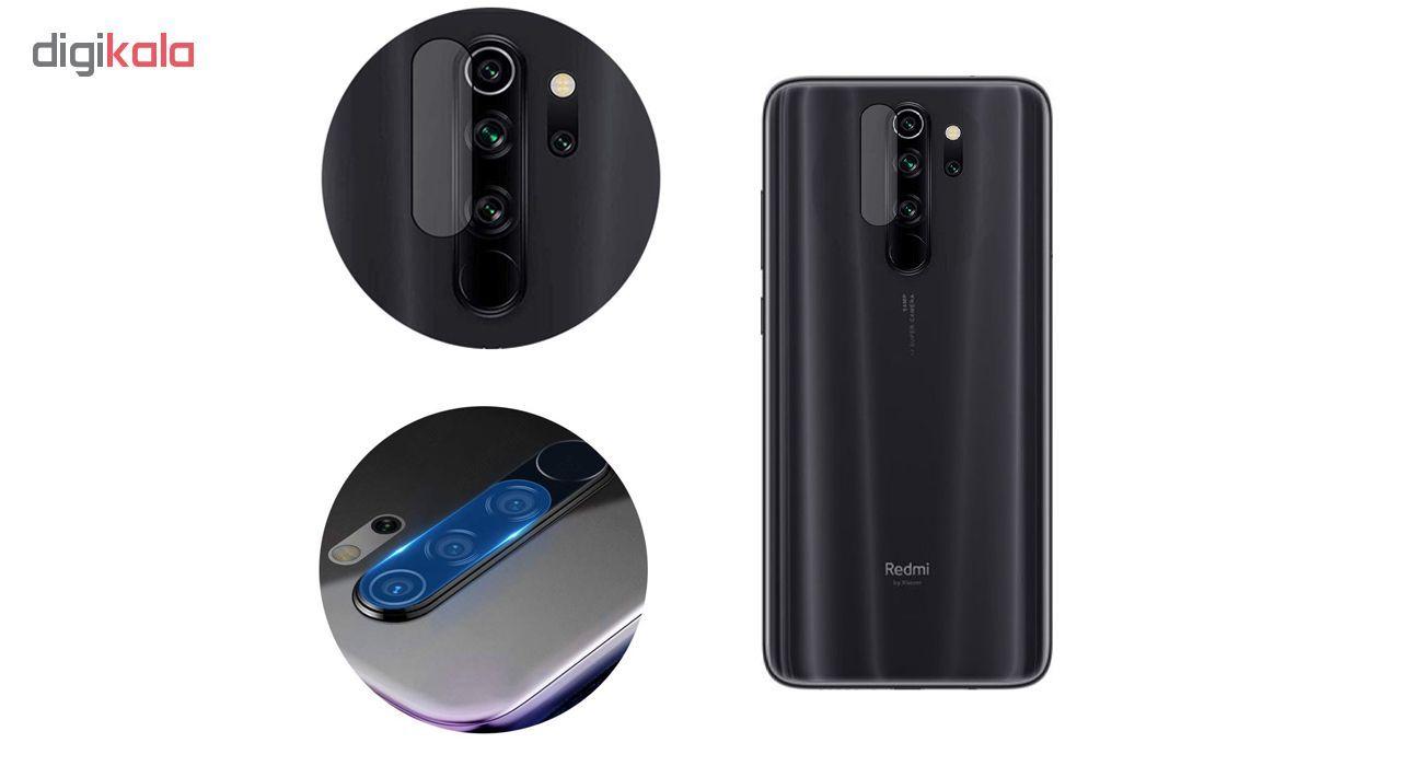 محافظ لنز دوربین سیحان مدل GLP مناسب برای گوشی موبایل شیائومی Redmi Note 8 pro main 1 1