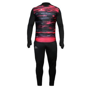 ست تی شرت و شلوار ورزشی مردانه تکنیک پلاس 07 کد BT-110-GH