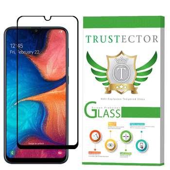 محافظ صفحه نمایش تراستکتور مدل GSS مناسب برای گوشی موبایل سامسونگ Galaxy A20