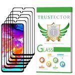 محافظ صفحه نمایش تراستکتور مدل GSS مناسب برای گوشی موبایل سامسونگ Galaxy A70 بسته 5 عددی thumb