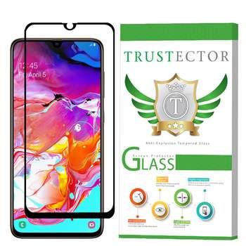 محافظ صفحه نمایش تراستکتور مدل GSS مناسب برای گوشی موبایل سامسونگ Galaxy A70