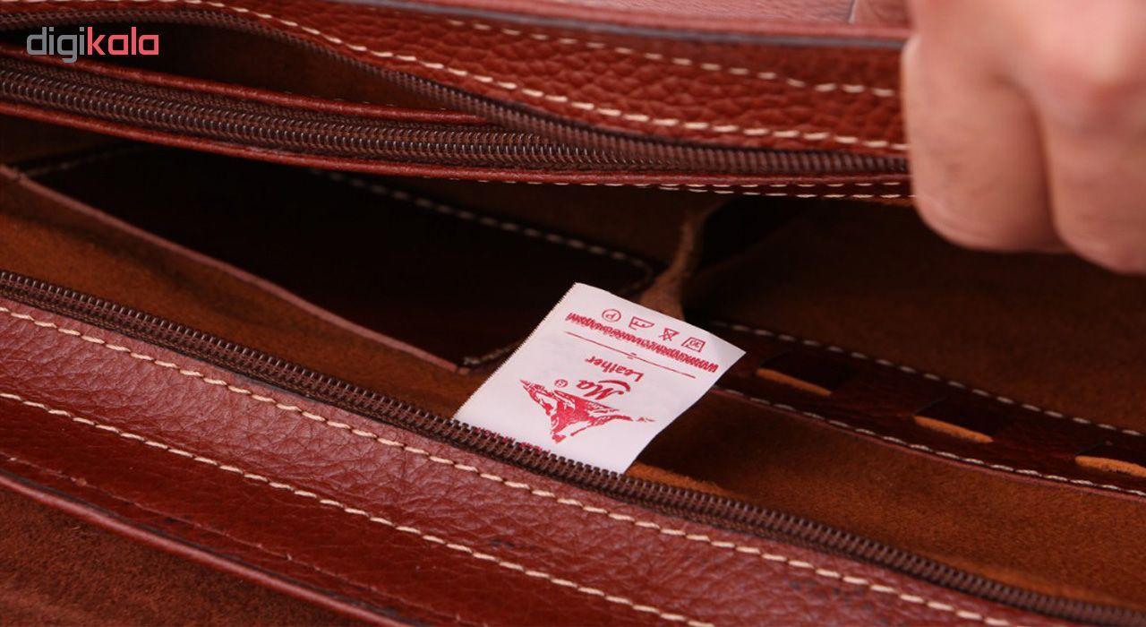 کیف اداری چرم ما مدل HA-01  main 1 7