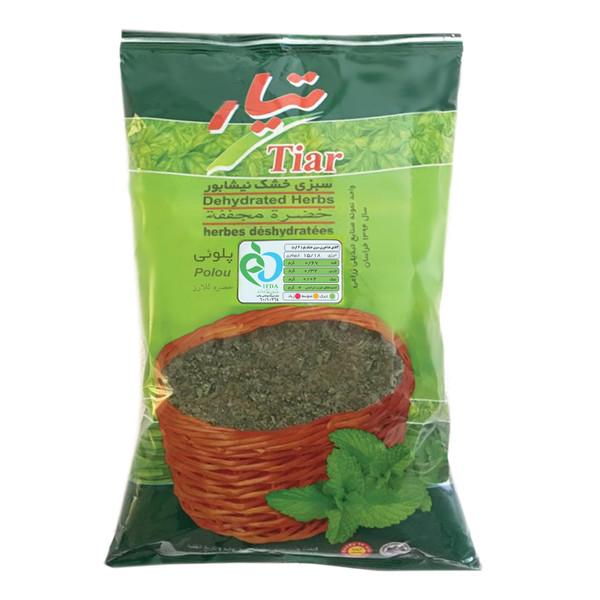 سبزی خشک پلویی تیار مقدار 180 گرم