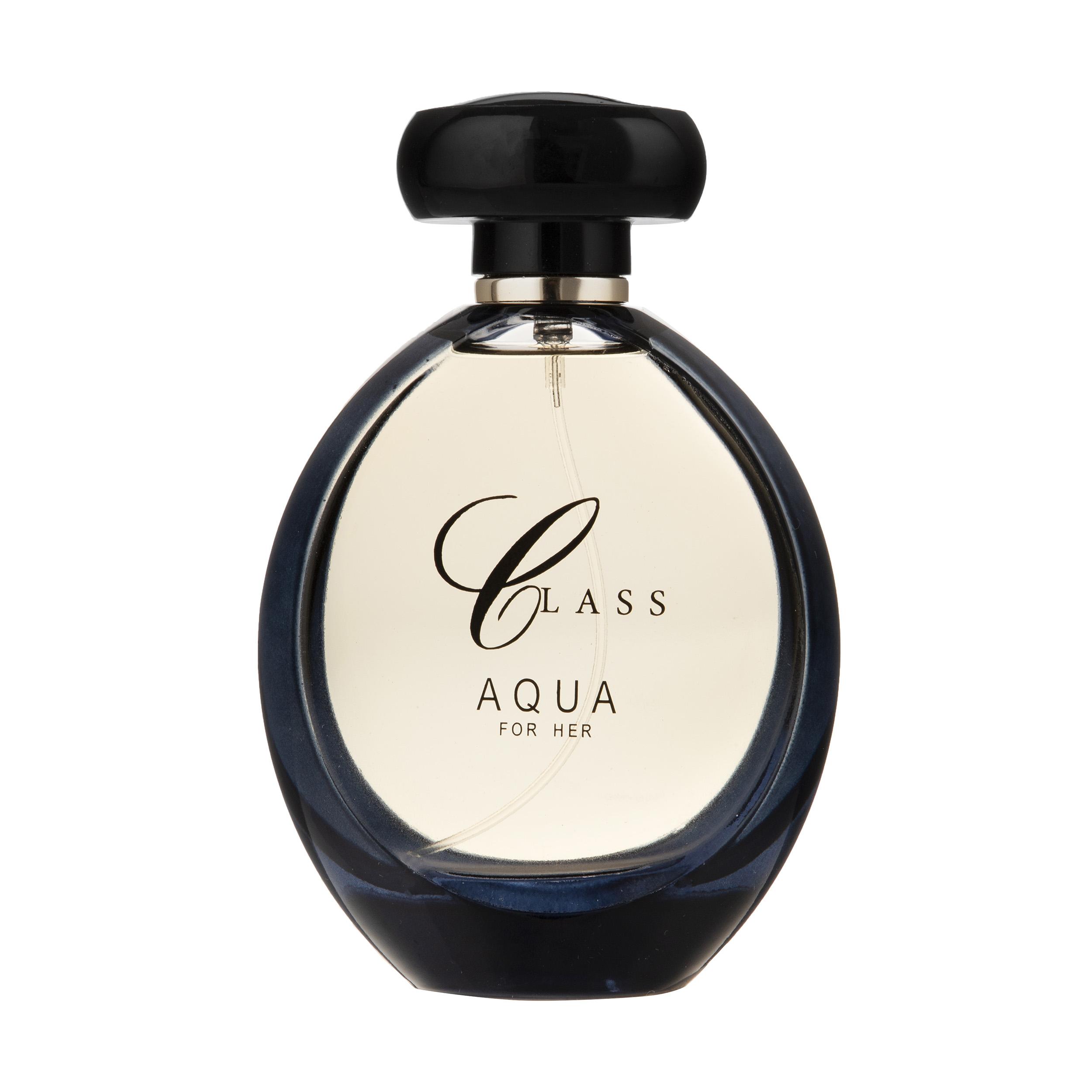 ادوپرفیوم زنانه کلس مدل Aqua Fresh حجم 100 میلی لیتر