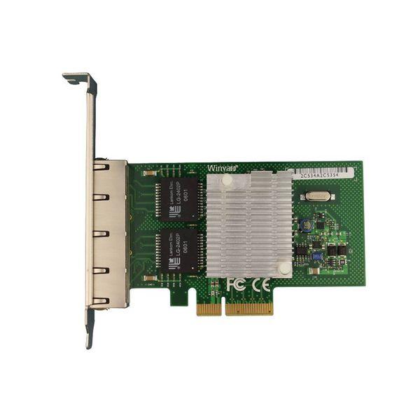 کارت شبکه PCI-E وینیا مدل WY1350T4
