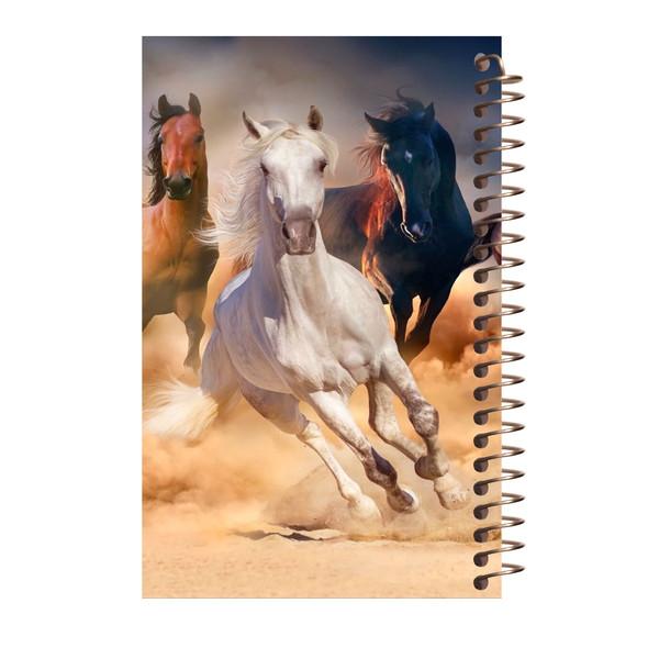 دفتر یادداشت آف تاب مدل Wild Horse کد 02