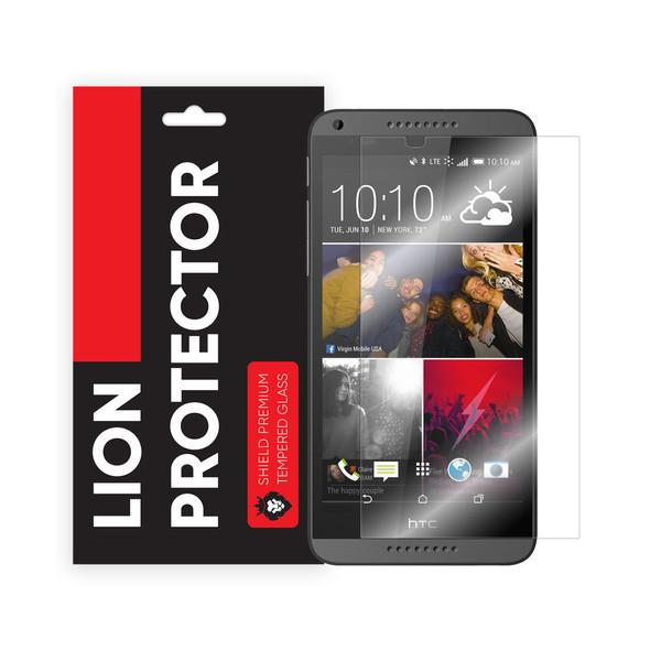 محافظ صفحه نمایش شیلد مدل Lion UCC مناسب برای گوشی موبایل اچ تی سی Desire 816