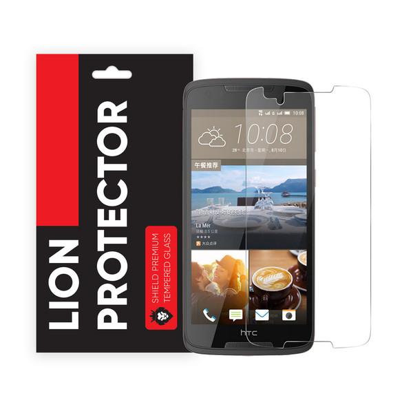 محافظ صفحه نمایش شیلد مدل Lion UCC مناسب برای گوشی موبایل اچ تی سی Desire 828