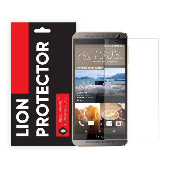 محافظ صفحه نمایش شیلد مدل Lion UCC مناسب برای گوشی موبایل اچ تی سی E9