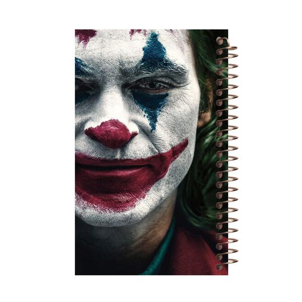 دفتر یادداشت آف تاب مدل Joker کد 2019