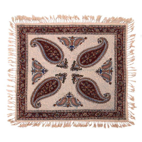 رومیزی قلمکار کد 1-50050