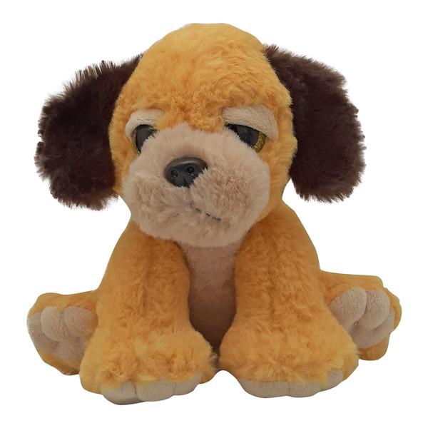 عروسک طرح سگ هاپوکومار کد 849 ارتفاع 22 سانتی متر