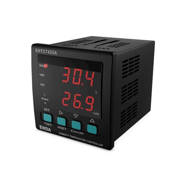کنترلر دما و رطوبت اندا مدل EHTC7425A-AS-230VAC