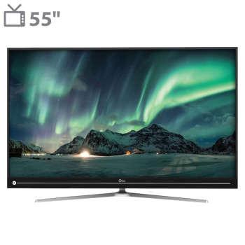 تلویزیون ال ای دی هوشمند جی پلاس مدل GTV-55JU811N سایز 55 اینچ
