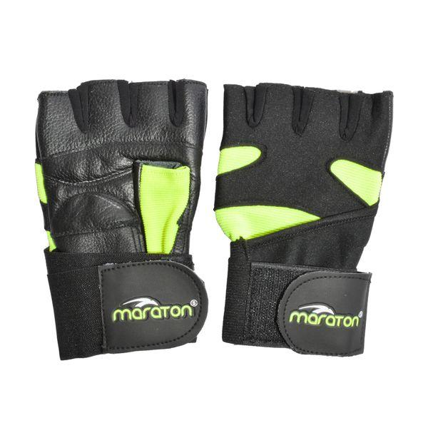 دستکش بدنسازی ماراتون مدل MT20