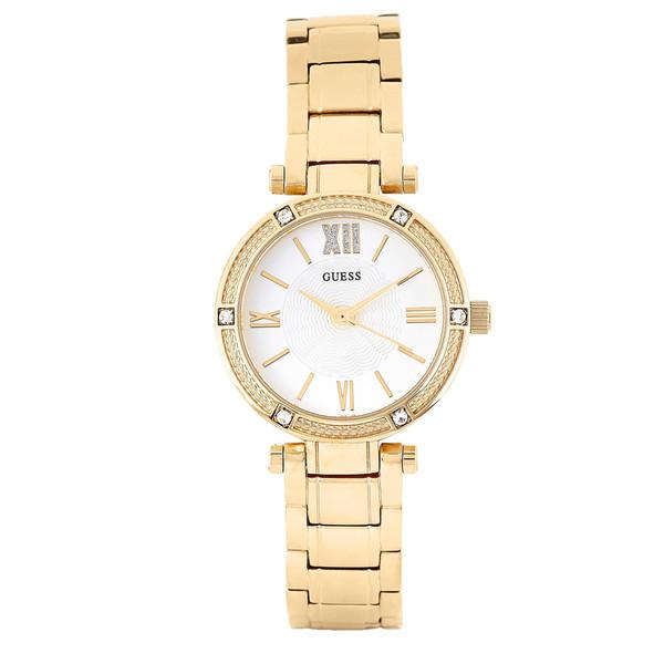 ساعت مچی عقربه ای زنانه گس مدل W0767L2