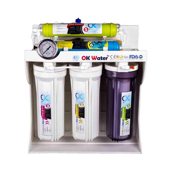 دستگاه تصفیه کننده آب خانگی اوکی واتر مدل  PS-10004
