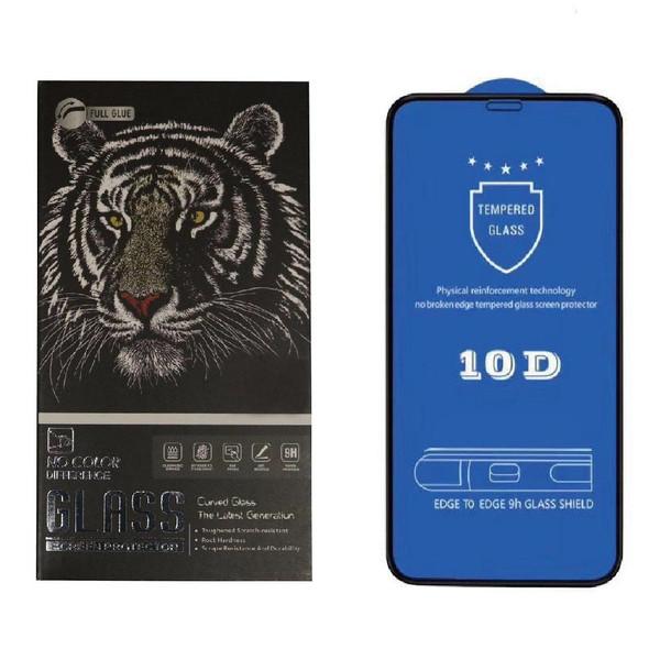 محافظ صفحه نمایش مدل Tg-10 مناسب برای گوشی موبایل اپل iphone 11 pro max