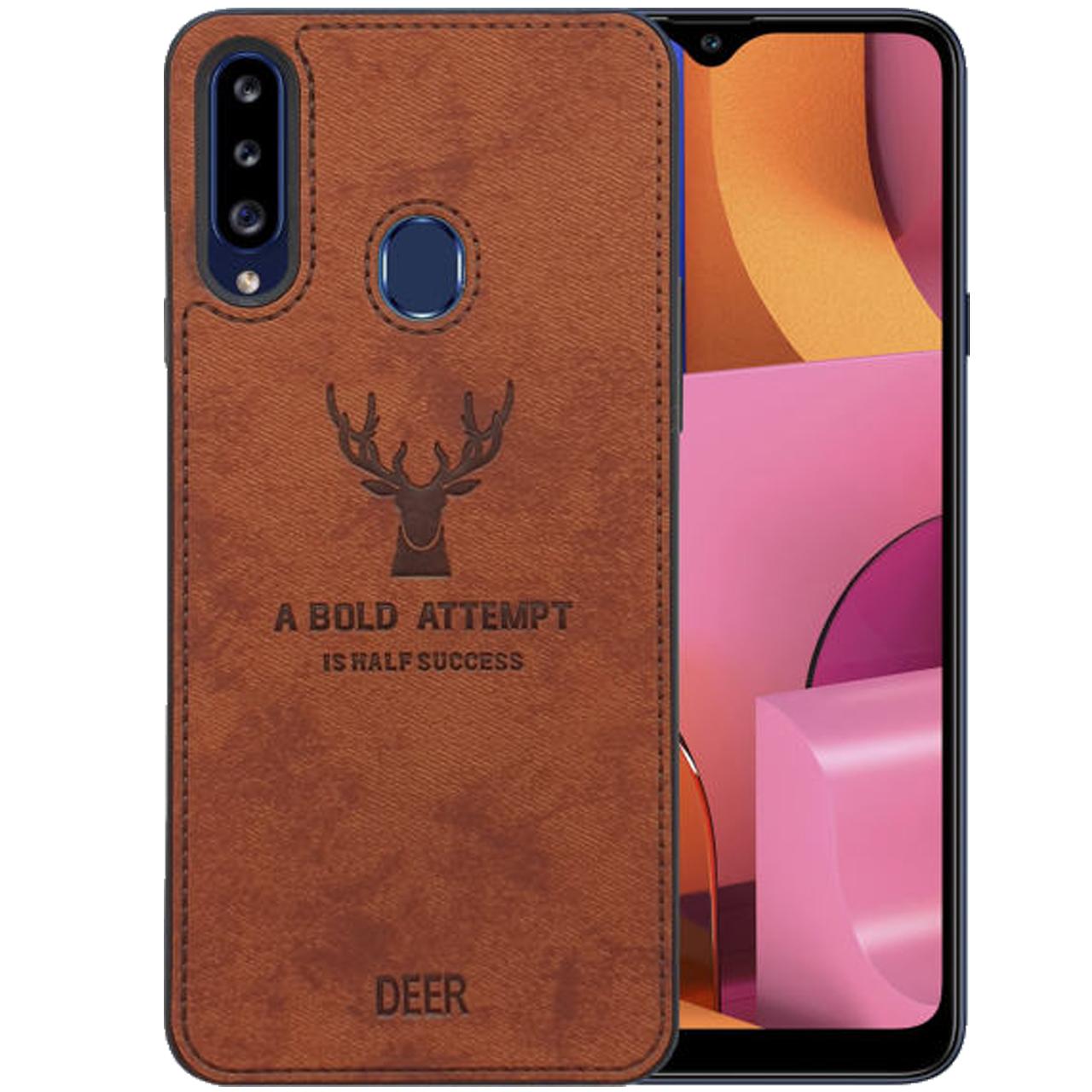 کاور مدل DEE-05 مناسب برای گوشی موبایل سامسونگ Galaxy A20s