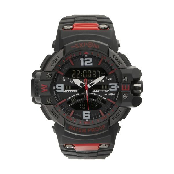 ساعت مچی عقربه ای مردانه اکسپونی مدل 611-701