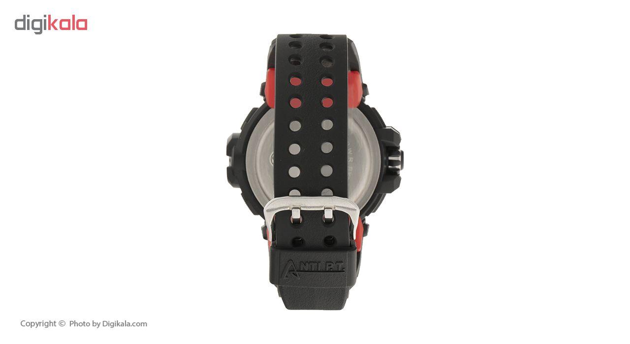 کد تخفیف                                      ساعت مچی عقربه ای مردانه اکسپونی مدل 611-701