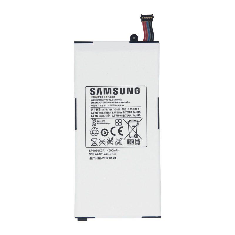 باتری تبلت مدل SP4960C3A ظرفیت 4000 میلی آمپر ساعت مناسب تبلت سامسونگ P1000 Galaxy Tab